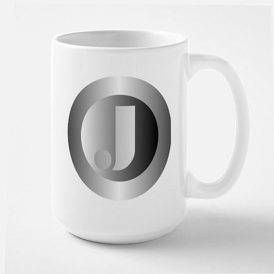 Polished Steel (J) Mugs