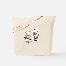Little Chef Kids Tote Bag