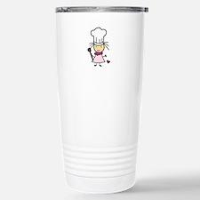 Little Chef Girl Travel Mug