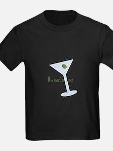 It's Martini Time! T-Shirt