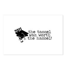 2011 The Tassel Was Worth The Hassel! Postcards (P
