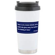 Cute Democrat Travel Mug