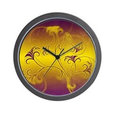 Colorful Decoration Wall Clock