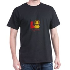 L Is For Lion T-Shirt
