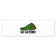 GO GATORS! Bumper Bumper Sticker