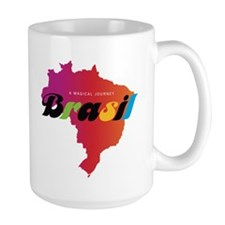 Brasil a Magical Journey Mugs