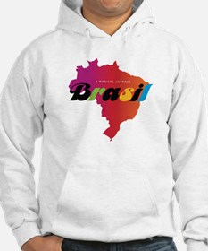 Brasil a Magical Journey Hoodie