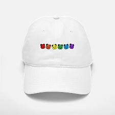 all bear inline 01 Baseball Baseball Cap