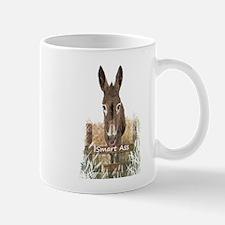 Fun Donkey Smart Ass Humor quote Mugs
