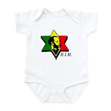 H.I.M. Haile Selassie I Infant Bodysuit