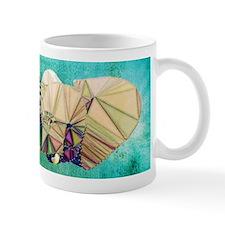 Abstract Elephant Mugs