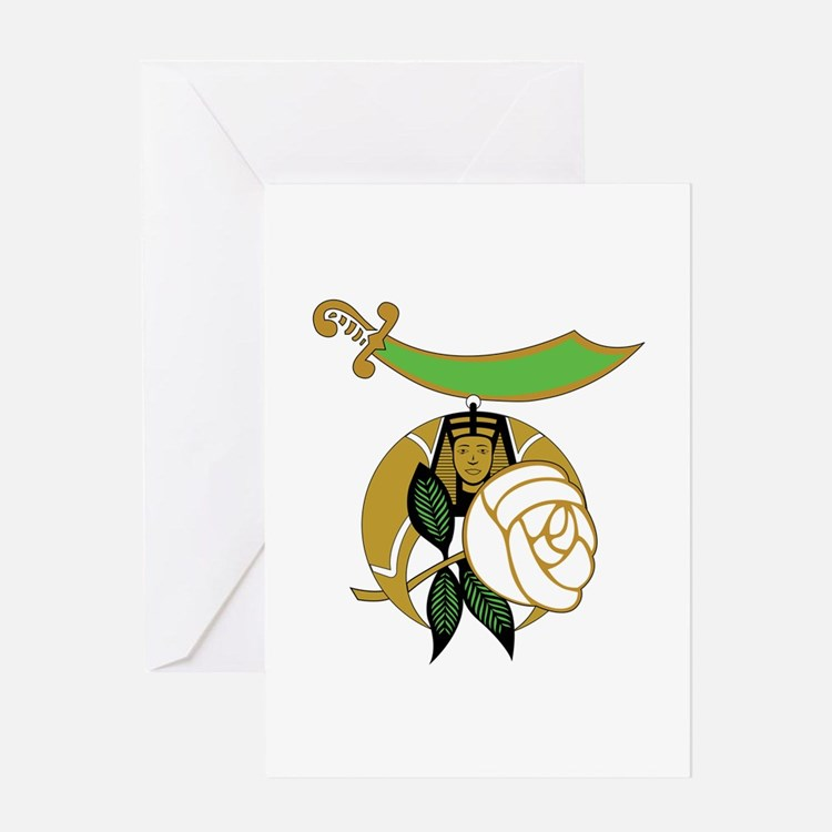 Daughters of the Nile Greeting Cards