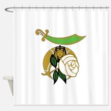 Daughters of the Nile Shower Curtain
