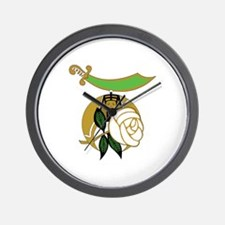 Daughters of the Nile Wall Clock