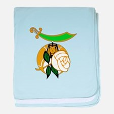 Daughters of the Nile baby blanket
