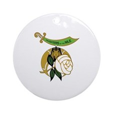 Daughters of the Nile Ornament (Round)