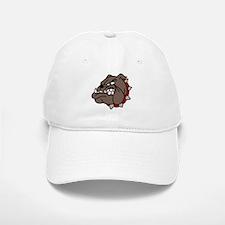 Bulldog Baseball Baseball Baseball Cap