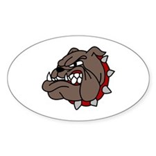 Bulldog Decal