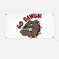 GO DAWGS! Banner