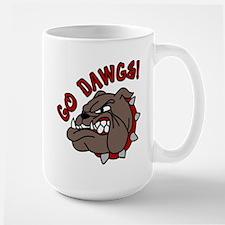 GO DAWGS! Mugs