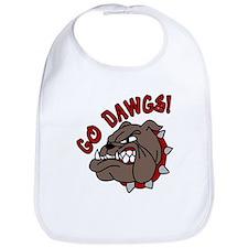 GO DAWGS! Bib