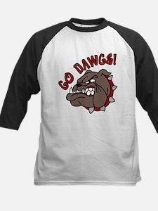 GO DAWGS! Baseball Jersey