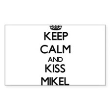 Keep Calm and Kiss Mikel Decal