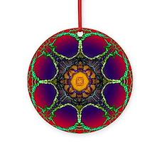 Mandala Ornament (Round)