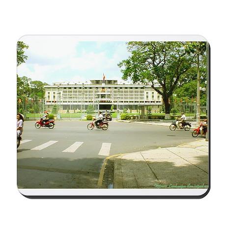 Reunification Palace Mousepad