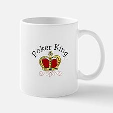 Poker King Mugs