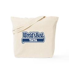 WB Dad [Moravian] Tote Bag