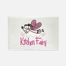 KITCHEN FAIRY Magnets