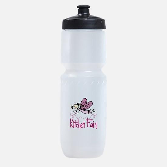 KITCHEN FAIRY Sports Bottle