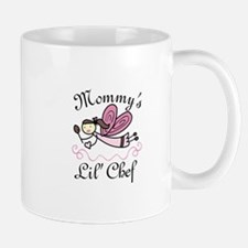 Mommys Lil Chef Mugs