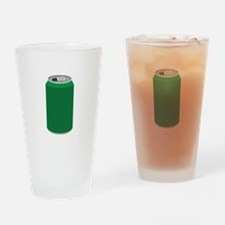 Soda Can Drinking Glass
