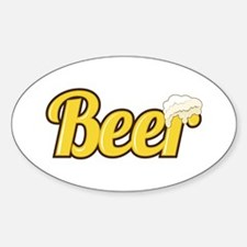 Beer Decal