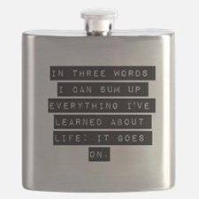 In Three Words I Can Sum Up Everything Flask