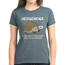 Hedgehog Pun Tee