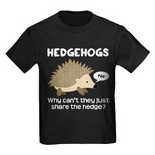 Hedgehog Pun T