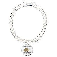 Hedgehog Pun Bracelet