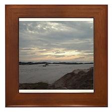 Nha Trang Framed Tile
