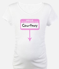 Pregnant: Courtney Shirt