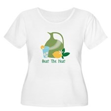 Beat The Heat Plus Size T-Shirt