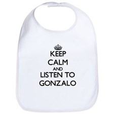 Keep Calm and Listen to Gonzalo Bib