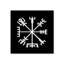 Viking Compass : Vegvisir Sticker