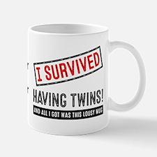 I Survived Having Twins! Mugs