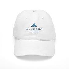 Alyeska Ski Resort Alaska Baseball Baseball Baseball Cap