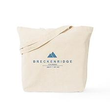 Breckenridge Ski Resort Colorado Tote Bag