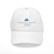 Crested Butte Ski Resort Colorado Baseball Baseball Cap