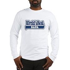 WB Dad [Malay] Long Sleeve T-Shirt